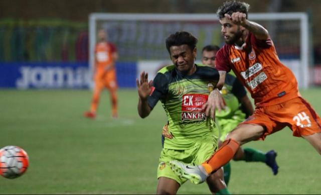 Borneo vs Bhayangkara FC