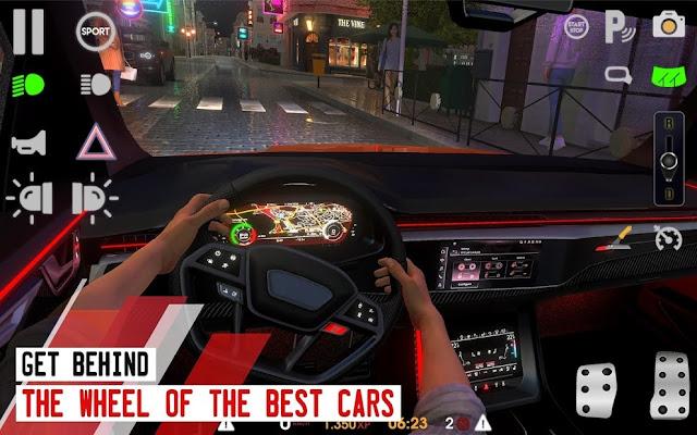 Driving School Sim Hileli APK - Para Altın Hileli APK