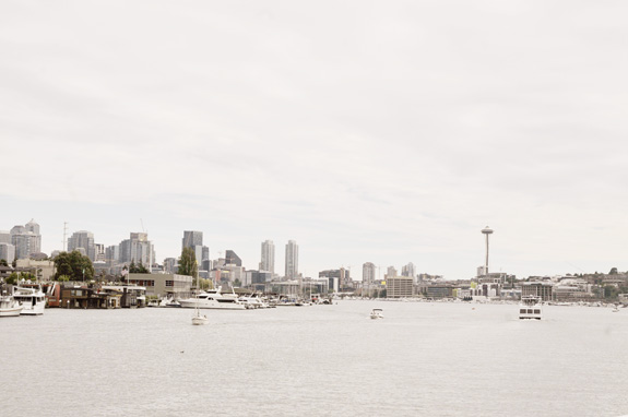 Things to do in Seattle - view from Lake Union