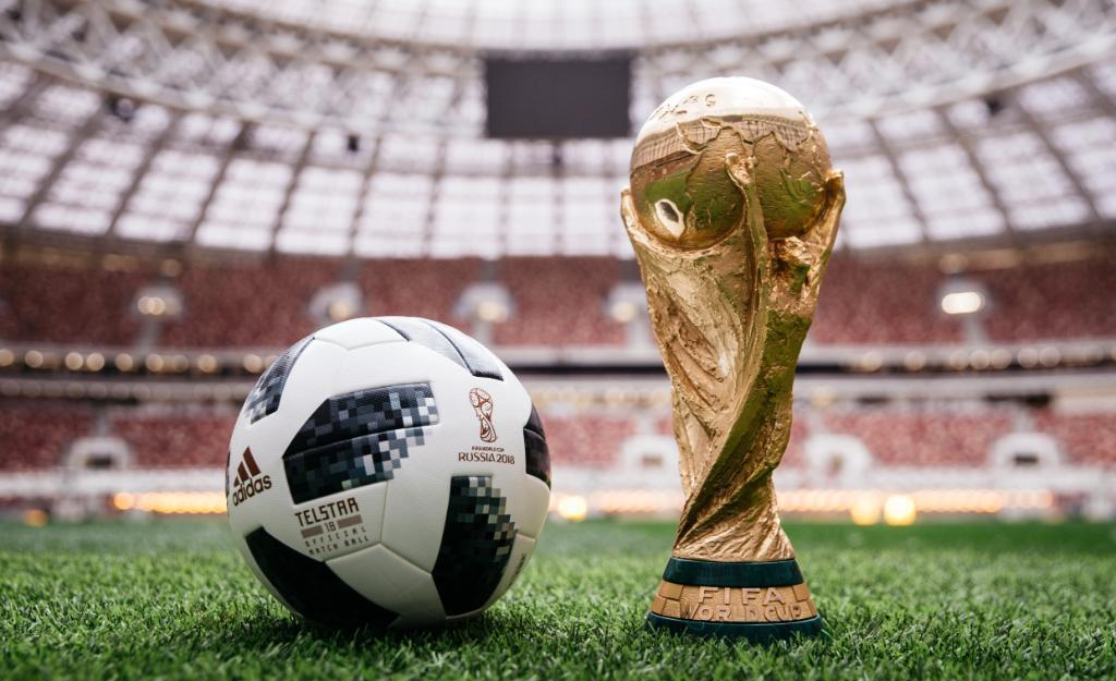 Adidas Telstar 2018 World Cup Ball Released - Footy Headlines