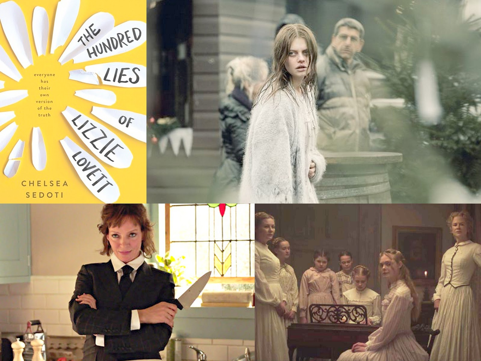 The Hundred Lies of Lizzie Lovett, The Beguiled Sofia Coppola