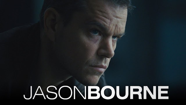 Jason Bourne (2016) – Coming Back for The Truth   NATCA