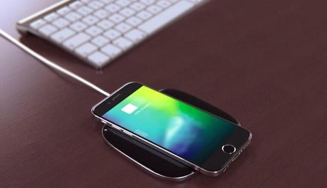 3- ايفون 8 وايفون 8 بلس يدعمون نظام الشحن السريع والشحن اللاسلكي لأول مرة - تماما مثل ايفون X