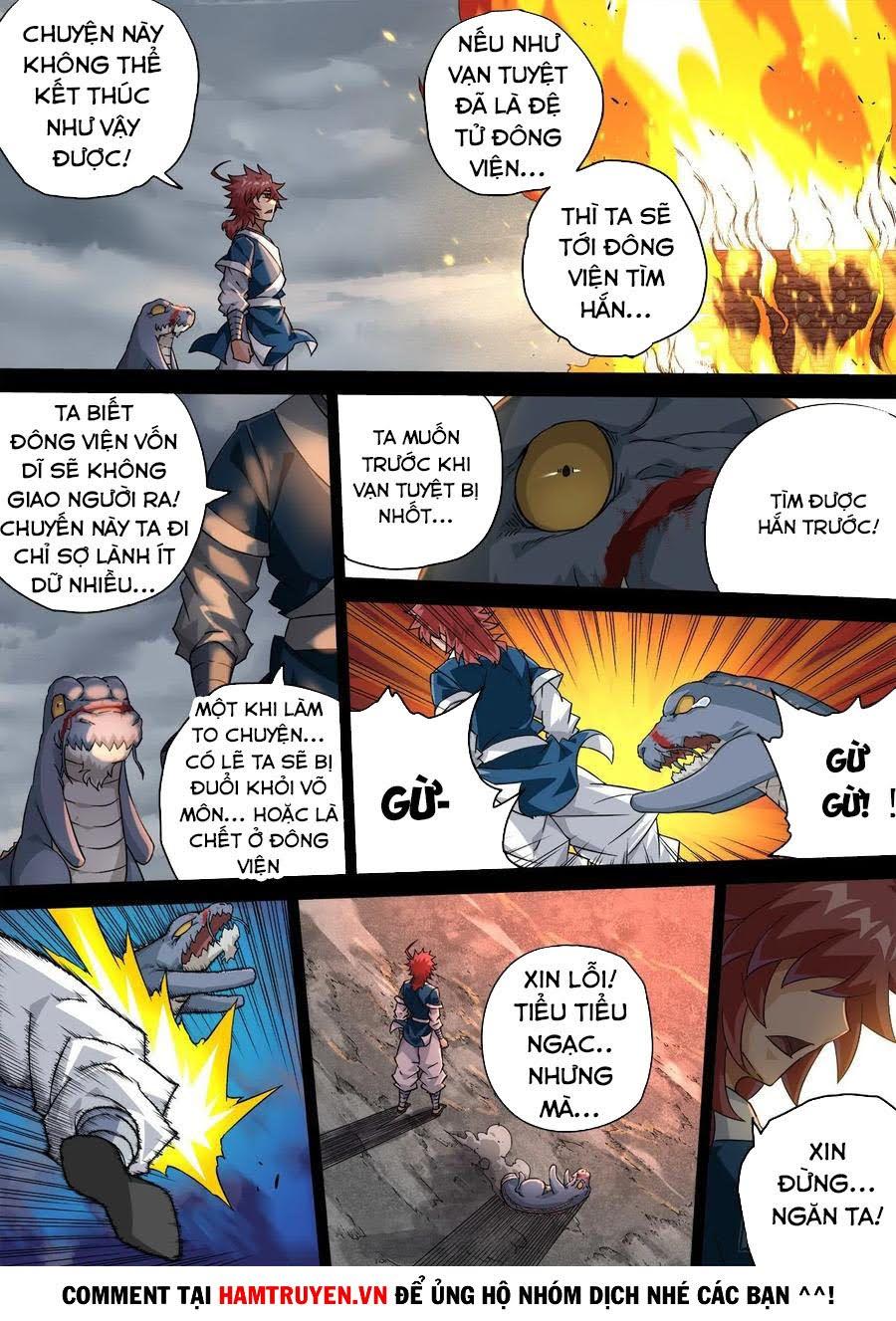 Quyền Bá Thiên Hạ chap 343 - Trang 4
