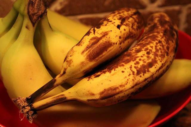 وصفة الموز والعسل للشعر