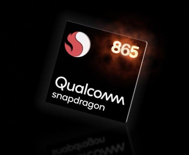Snapdragon 865 игровой процессор