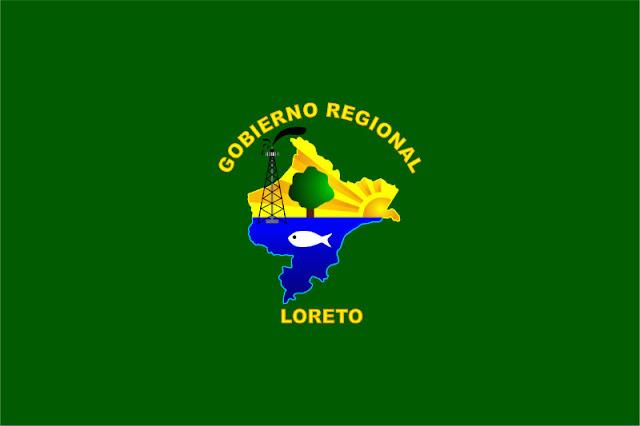 Bandera de Loreto