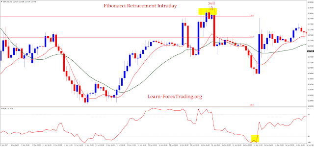 Fibonacci Retracement Intraday Forex System