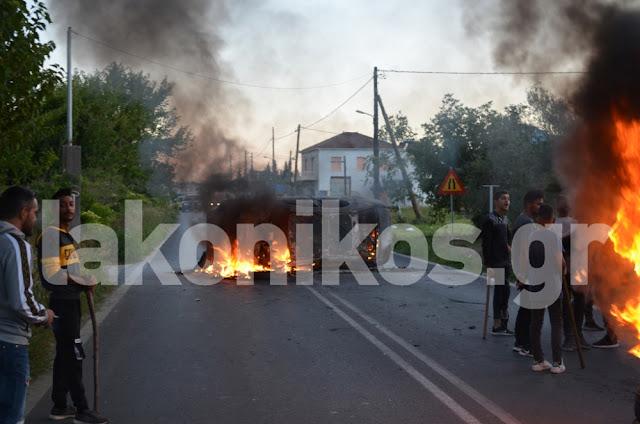 Τεταμένη η κατάσταση με τους Ρομά στη Λακωνία - Το συμβάν που προκάλεσε την έκρηξη