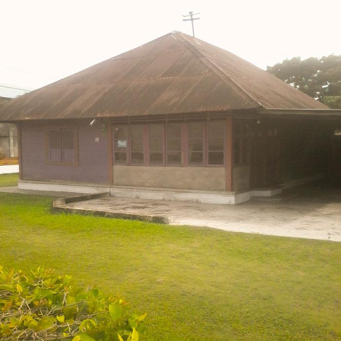 Rumah Kontrakan di Jalan Karet Padang