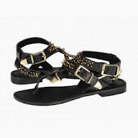 Sandale casual dama Gioseppo Laila black