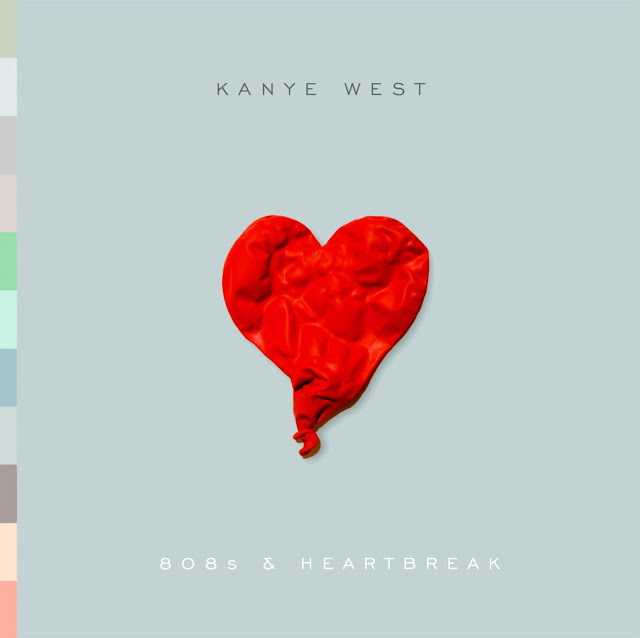 Kanye West - 808 & Heartbreak