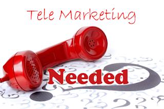 lowongan kerja telemarketing