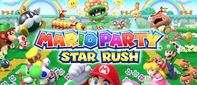Mario Party: Star Rush llegará este 7 de octubre para darle vida a tu 3DS