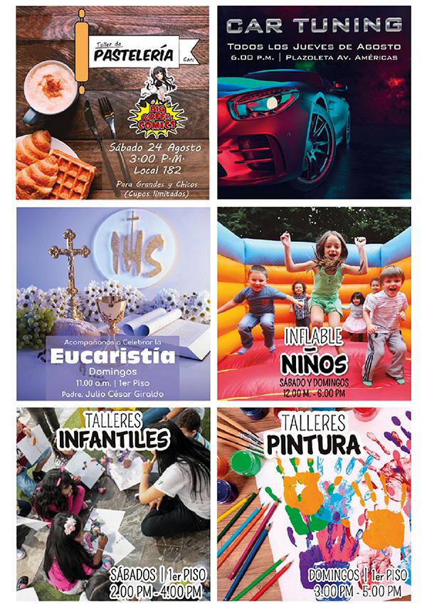 Agosto-actividades-Outlet-Factory-centro-comercial