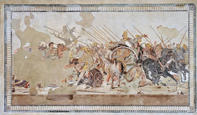 A Mediterranean Game of Thrones: The Tumultuous Legacy of Alexander the Great