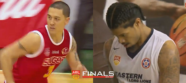 HIGHLIGHTS: Singapore Slingers vs. HKE Long Lions (VIDEO) ABL Finals Game 1