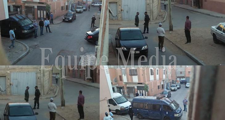 Sahara Occidental : Terreur au mariage du président d'Équipe Média