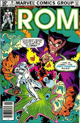 ROM #19, the Space Phantom