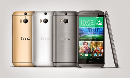 htc one m8 specs and performance