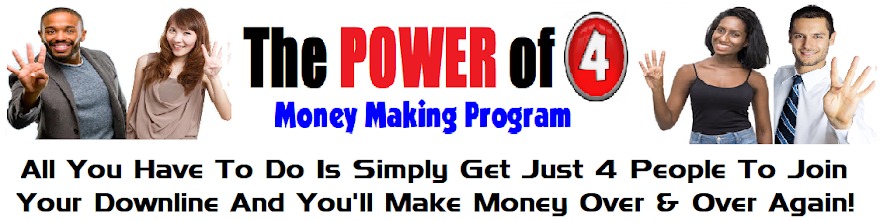 The Power of Four Money Making Flyer Program