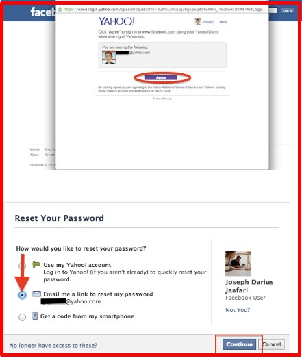 How To Retrieve Facebook Password