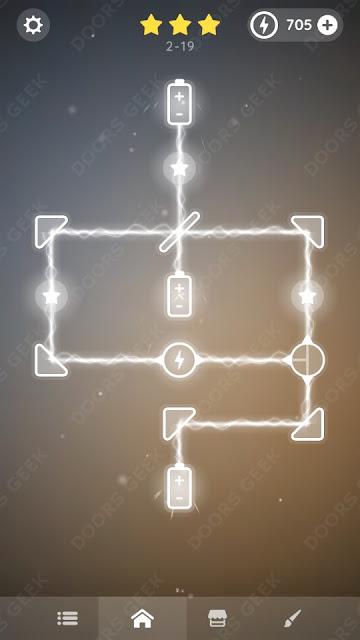Laser Overload [Beginner] Level 2-19 Solution, Walkthrough, Cheats