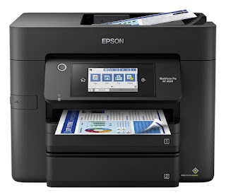 Epson WorkForce Pro WF-4830 Driver Download And Review