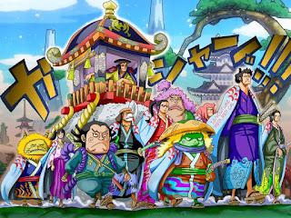Fakta Izo One Piece