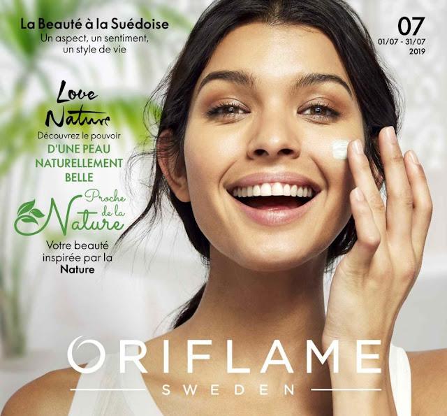 catalogue oriflame maroc juillet 07 - 2019
