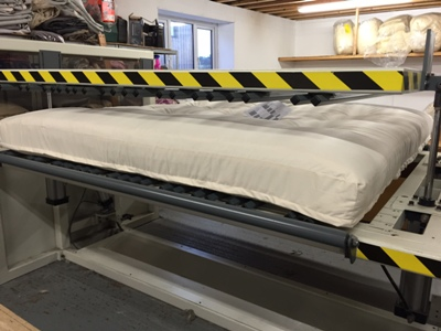 It Is The Case Though That Custom Sized Futon Mattresses Need To Be Entirely Prepared By Hand As Our Normal Production Runs Are Jigged Up For Standard Uk