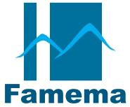 FAMEMA 2021: Considere o logotipo da Famema.