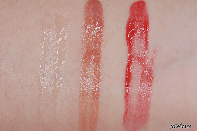 Swatch: Issy and Co. Hydragloss in Surf, Loveboat and Baywatch