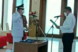 Murad Ismail Lantik Timotius Akerina Sebagai Bupati Seram Bagian Barat (SBB)