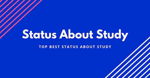 status about study