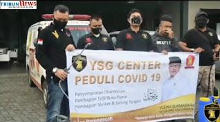 YSG Center Peduli Covid-19