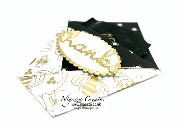Nigezza Creates with Stampin' Up! & Golden Honey DSP