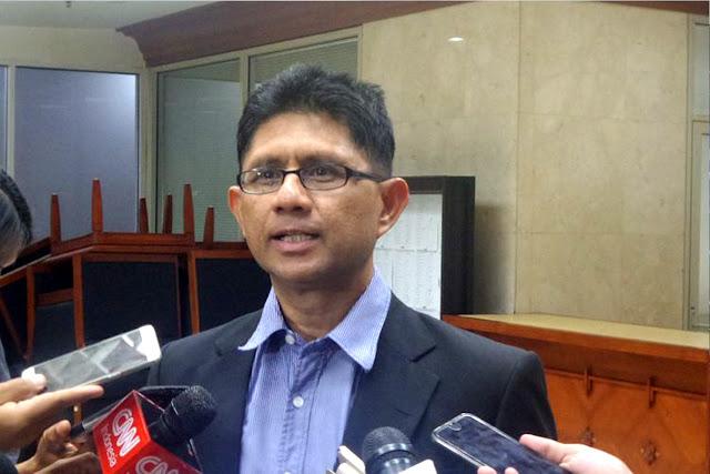 Wakil Ketua KPK RI, Laode M Syarif