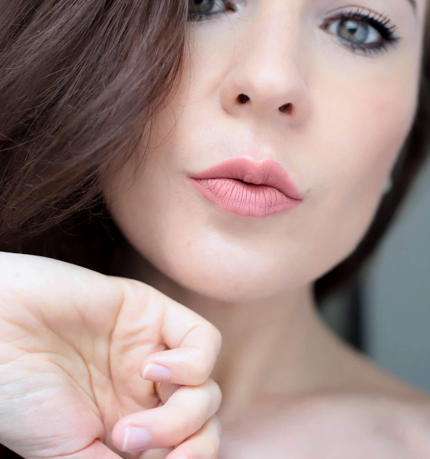 Korres Morello Matte 06 Romantic Nude test