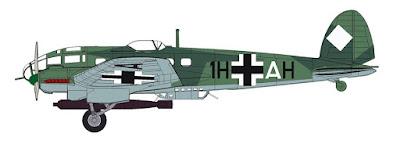 Heinkel He111 H-6 picture 7