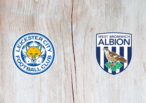 Leicester City vs West Bromwich Albion -Highlights 22 April 2021