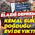 6.8'lik depremde Kemal Sunal'ın doğduğu evde yıkıldı!
