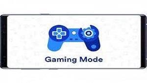 Aplikasi gaming Mode