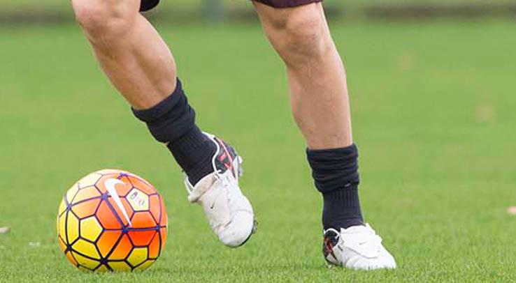 60c879bdec9e Francesco Totti Receives Unreleased One-of-a-Kind Nike Tiempo Boots ...