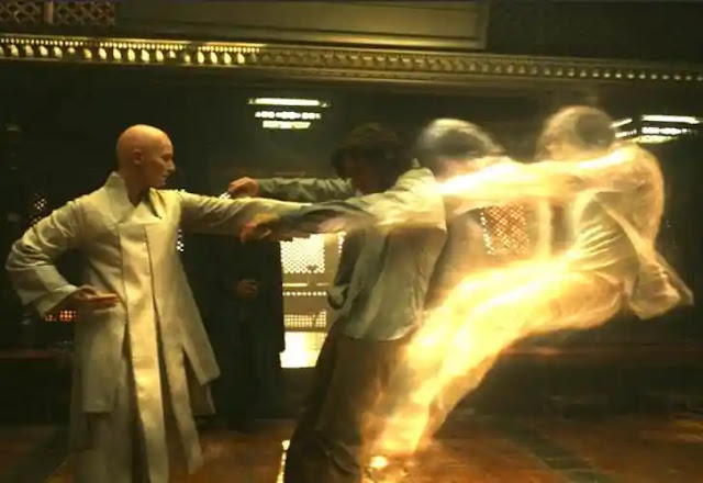 Doctor Strange astral projection