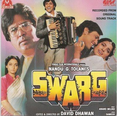 Swarg 1990 Hindi WEB HDRip 480p 450Mb