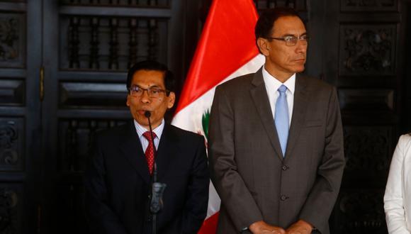 ¡Ultimo minuto! Presidente Vizcarra es vacado por el congreso del Peru
