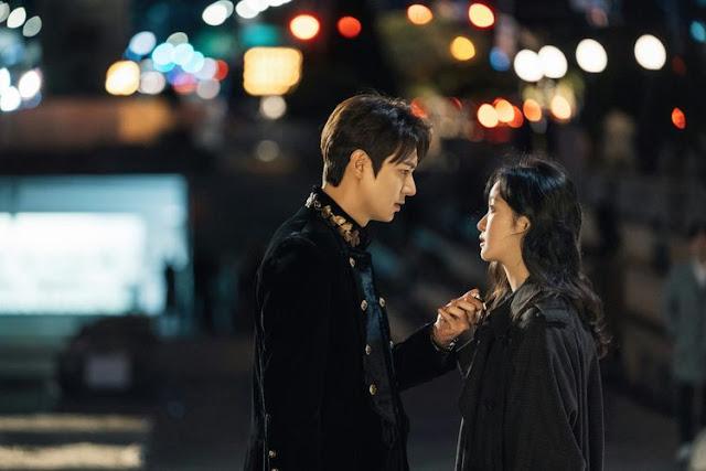 lee min ho menyatakan cintanya