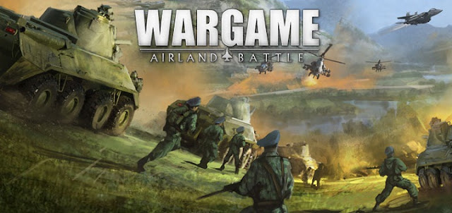 Free Download Wargame: AirLand Battle PC Game
