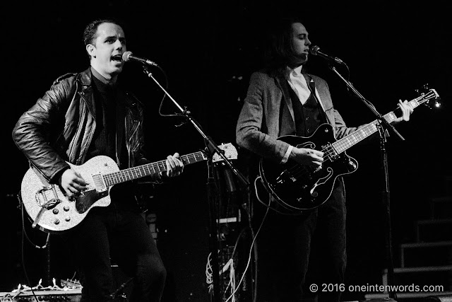 Marlon Chaplin at Lee's Palace December 8, 2016 Photo by John at  One In Ten Words oneintenwords.com toronto indie alternative live music blog concert photography pictures